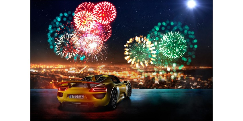 THE TOP 3 NEW YEAR RESOLUTIONS FOR SMART PEOPLE, WHO LOVE CARS