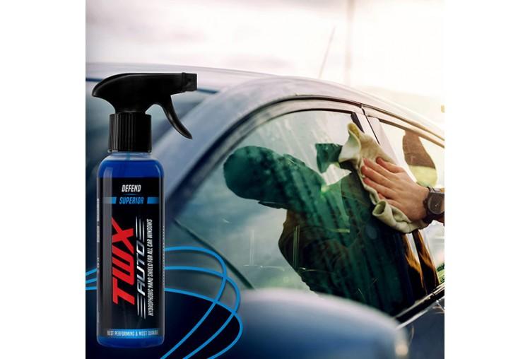 TWX® Auto Windows Water-Repelling Nano Coating for Car Windows
